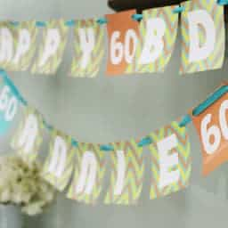DIY  //  PARTY BANNERS