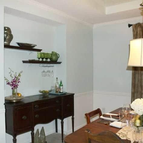 DIY  //  DINING ROOM