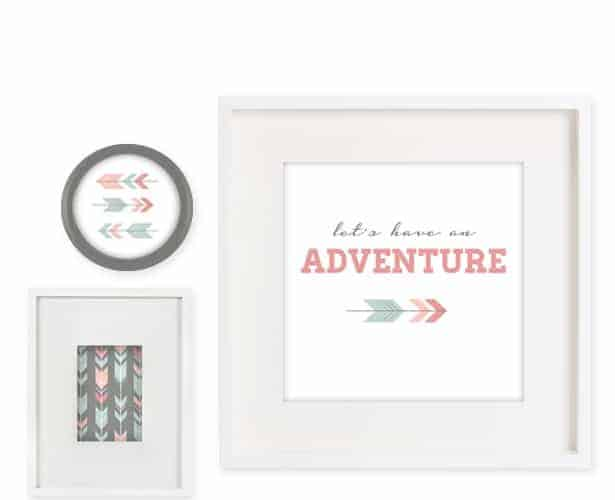 FREEBIES  //  LET'S HAVE AN ADVENTURE!