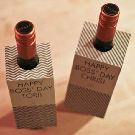 FREE PRINTABLE WINE GIFT TAGS