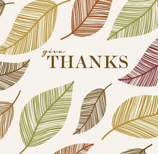 FREEBIES  //  GIVE THANKS