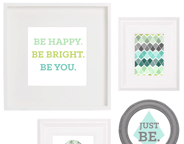 FREEBIES  //  BE HAPPY. BE BRIGHT. BE YOU.