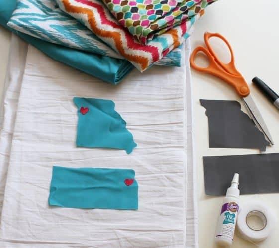 DIY //  TEA TOWELS