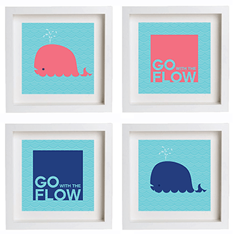 FREEBIES // GO WITH THE FLOW