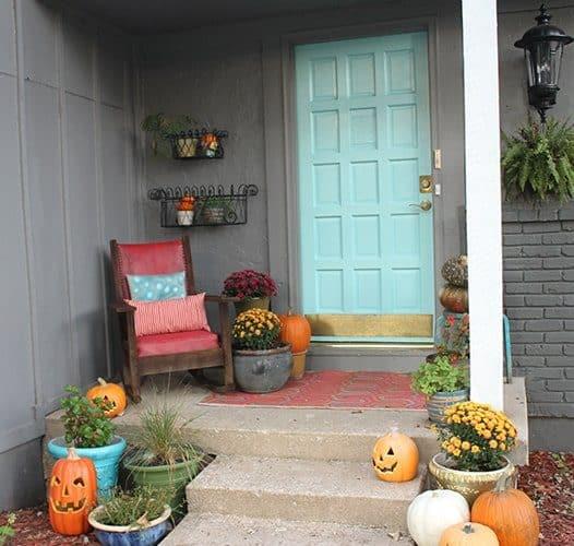 DIY  //  FRONT DOOR FACELIFT