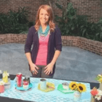 Audrey Kuether TV segment