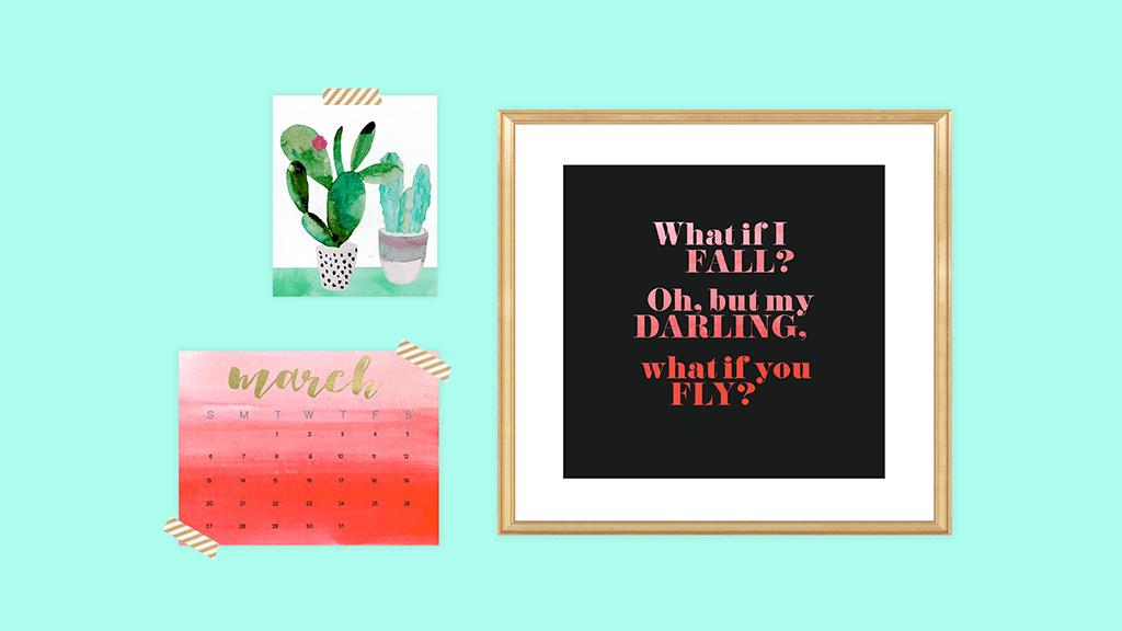 Free March 2016 Desktop Wallpaper Calendars