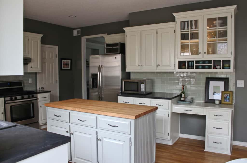 DIY kitchen remodel $500