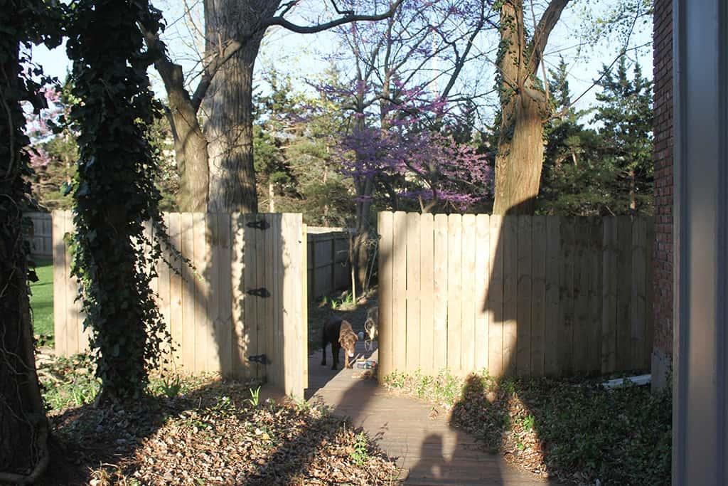 DIY GATE HARDWARE TUTORIAL GIVEAWAY