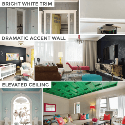 Easy and Affordable Ways Color Can Make Your Room Pop