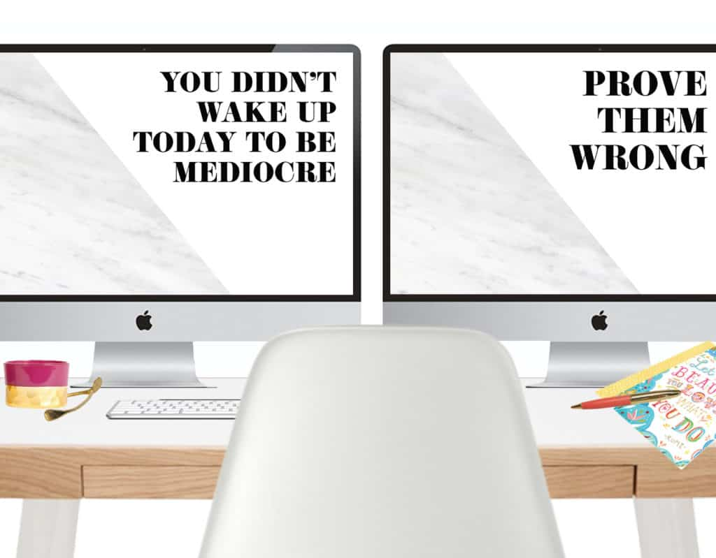 Free motivational printables and wallpapers