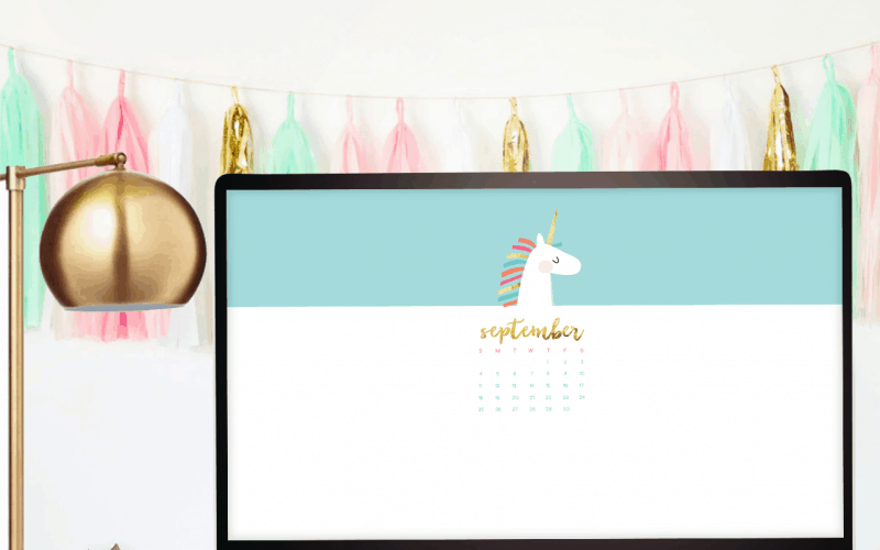 FREEBIES  //  SEPTEMBER WALLPAPER CALENDARS