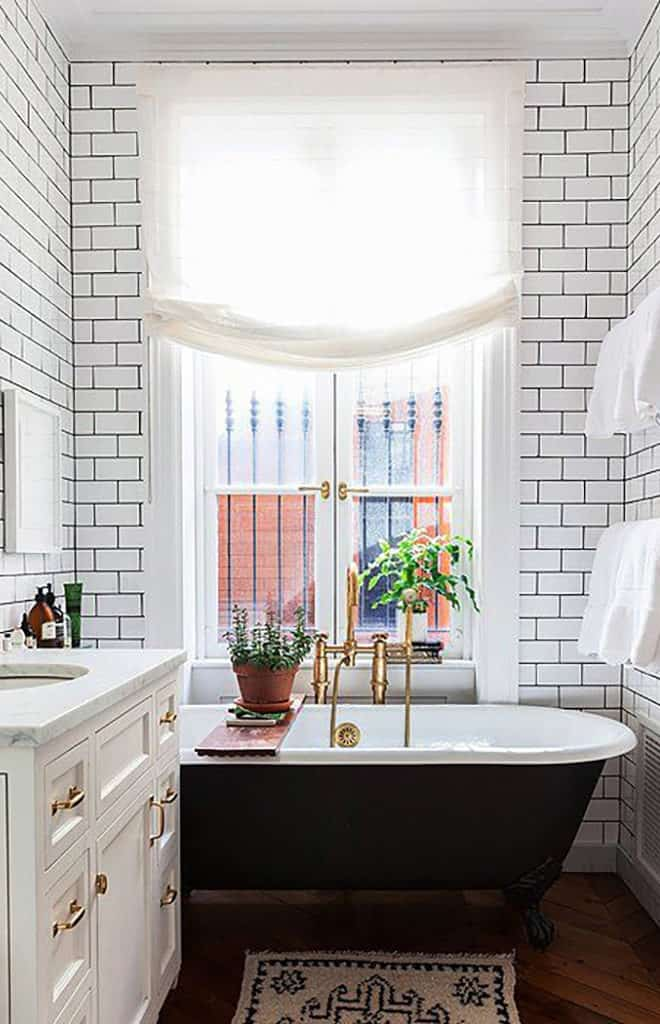 DIY Guest Bathroom Remodel - The Inspiration