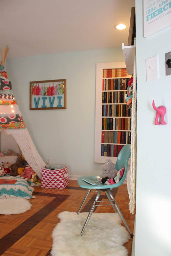 Home tour play rooms