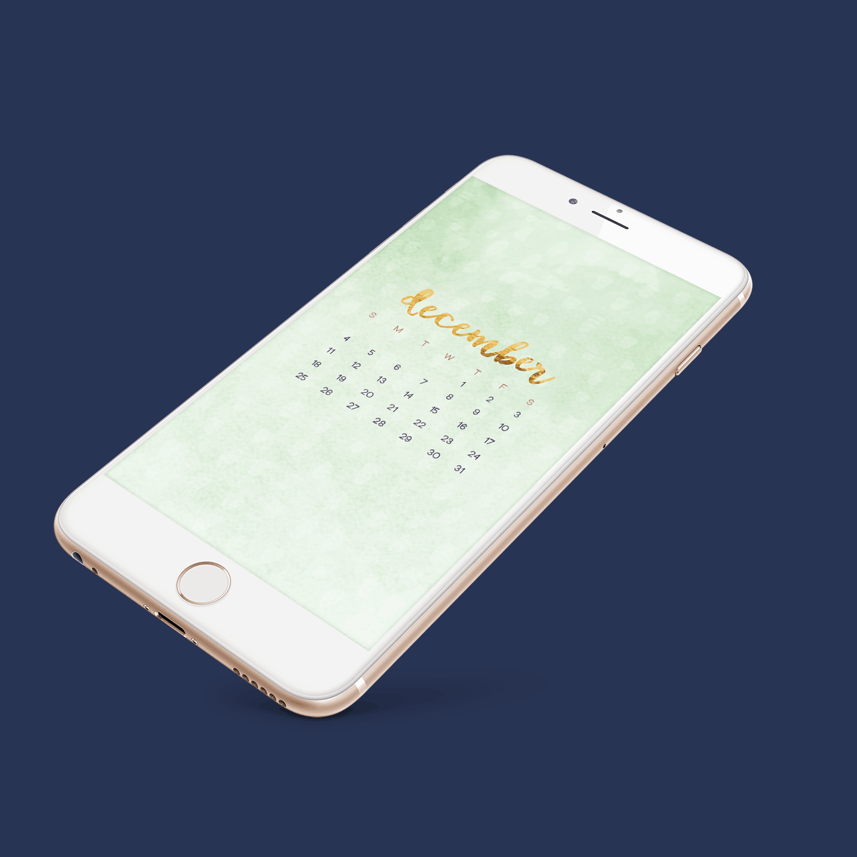 Calendar Wallpaper Phone : Free december desktop and smart phone calendar wallpapers