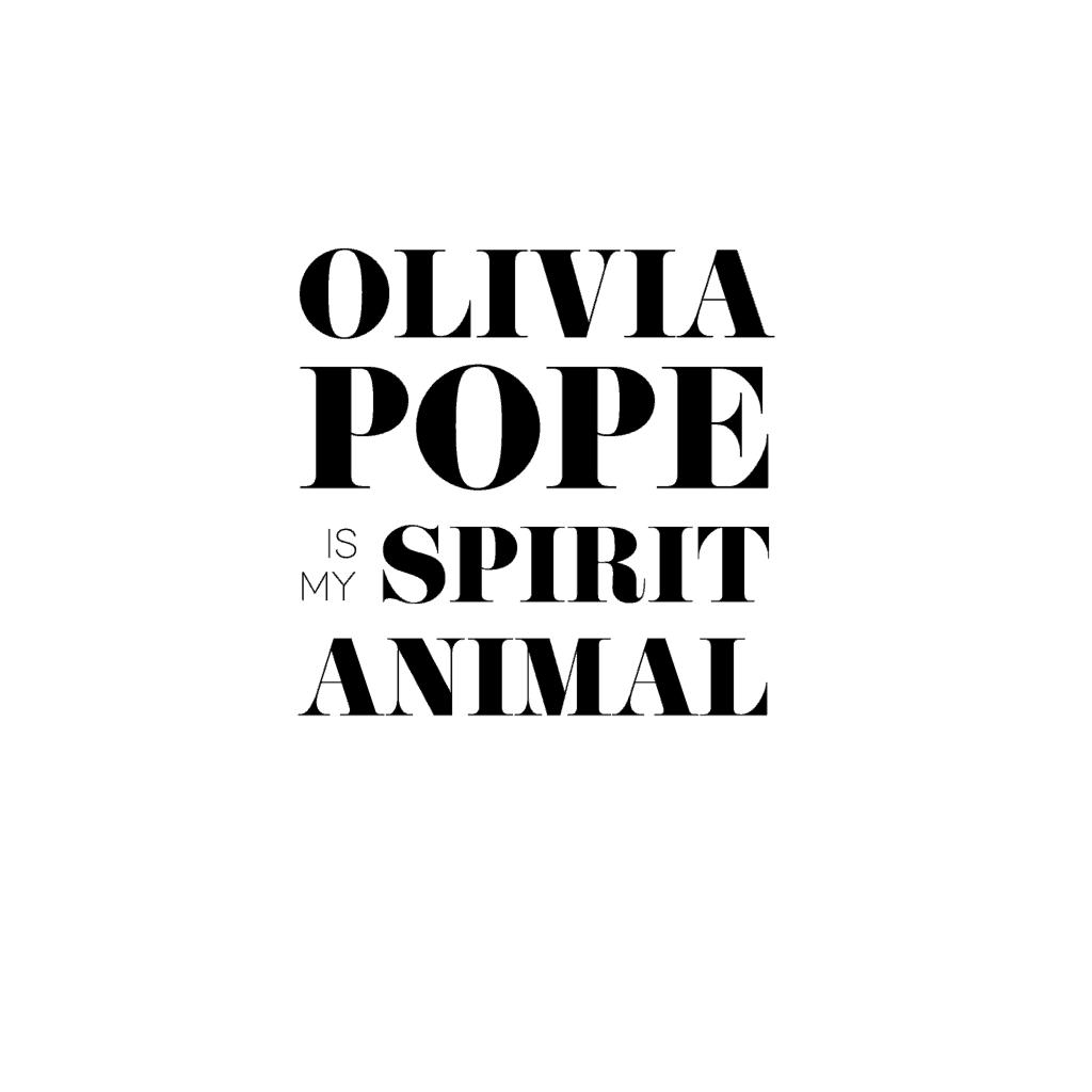 Olivia Pope inspired freebies