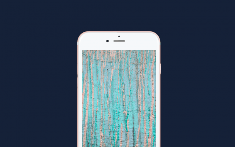 FREEBIES //  ABSTRACT PAINT DRIP