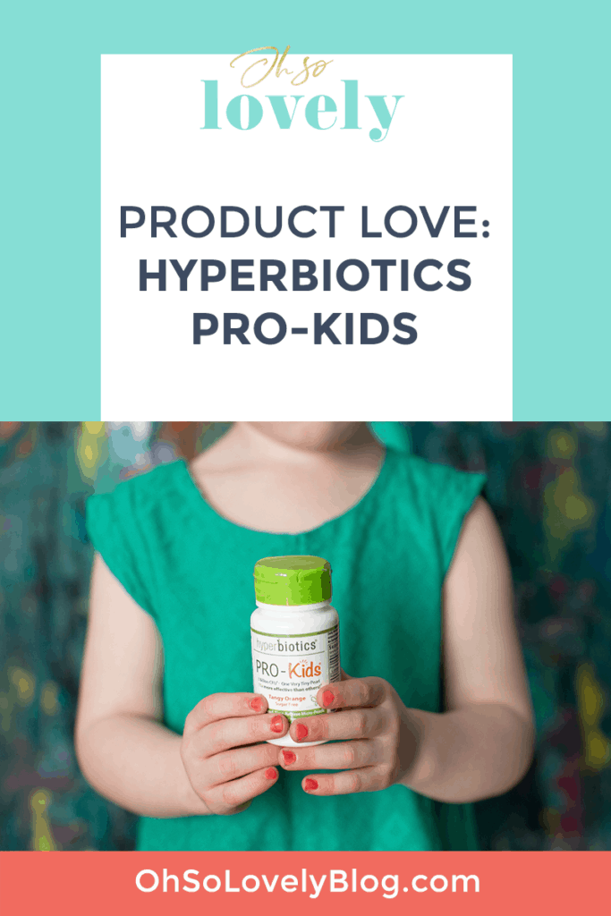 Hyperbiotics - Now available at Target