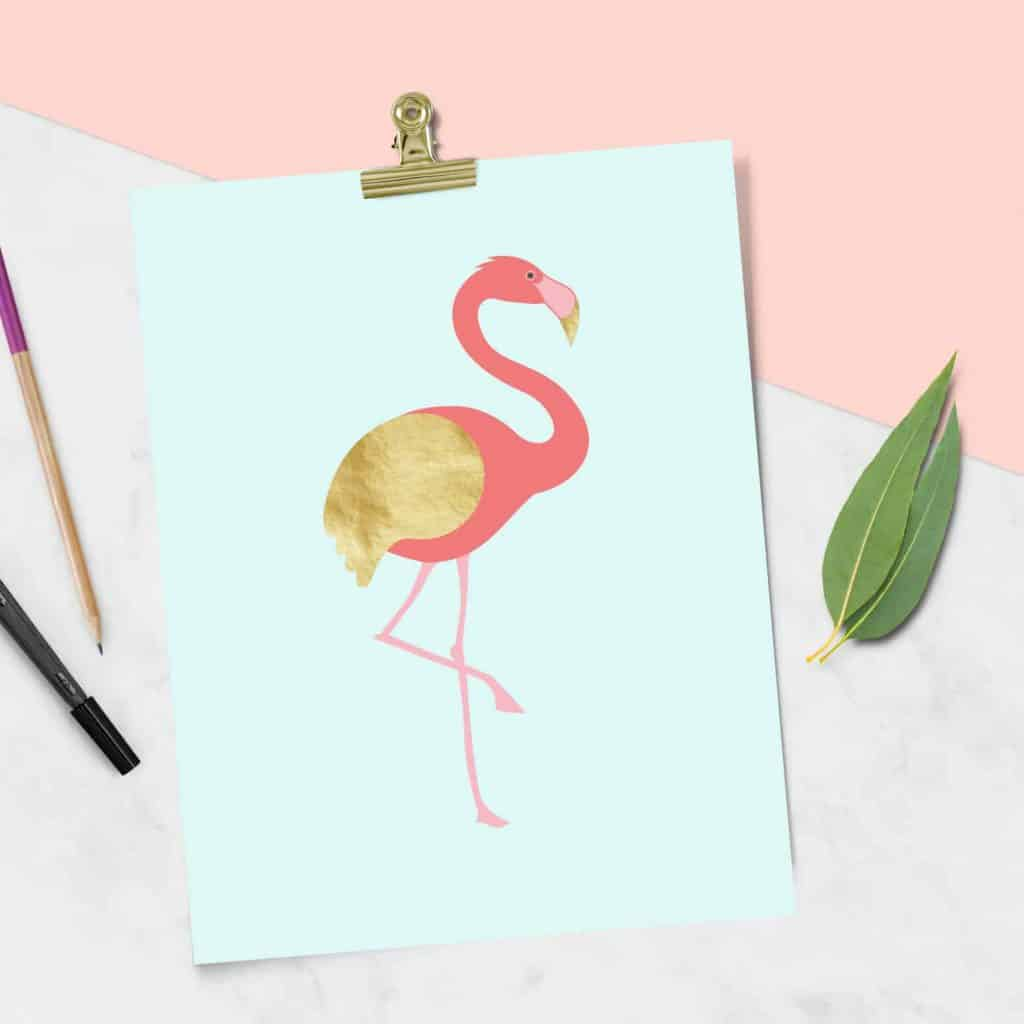 golden wing flamingo freebies