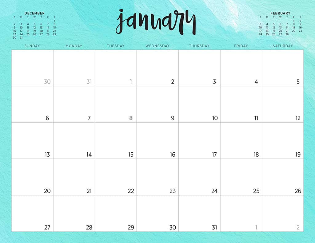 photo relating to Calendars Printable referred to as Totally free 2019 printable calendars - 46 ideas in direction of opt for versus!
