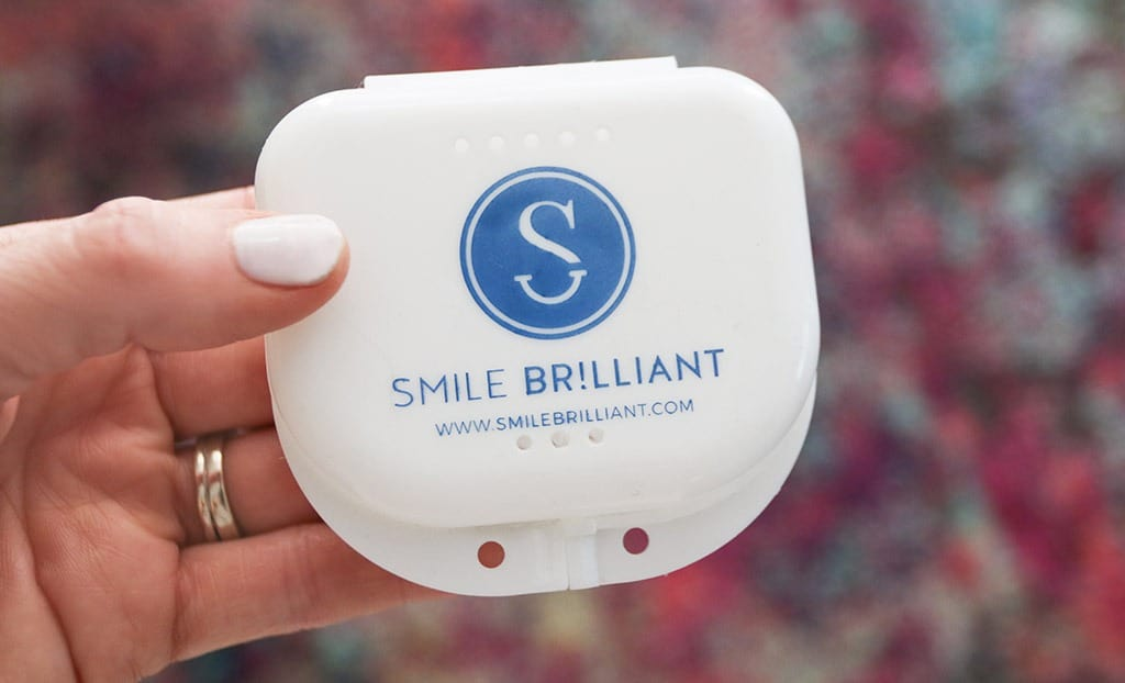 Teeth whitening beyond the basic strips has been something I've always wanted to try! I absolutely loved my Smile Brilliant experience!