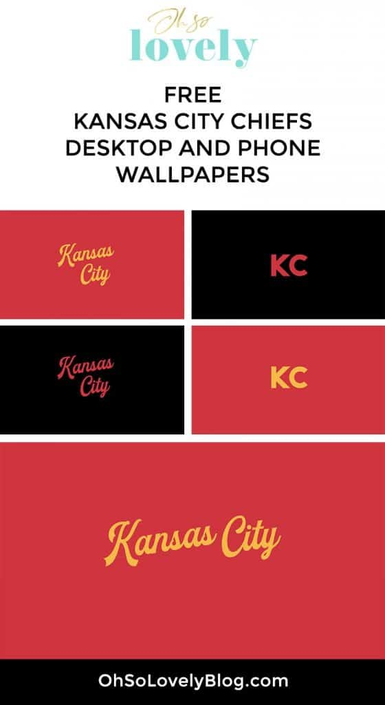 6 FREE Kansas City Chiefs wallpapers for desktop and smart phone. Show your team spirit and download your favorites today!