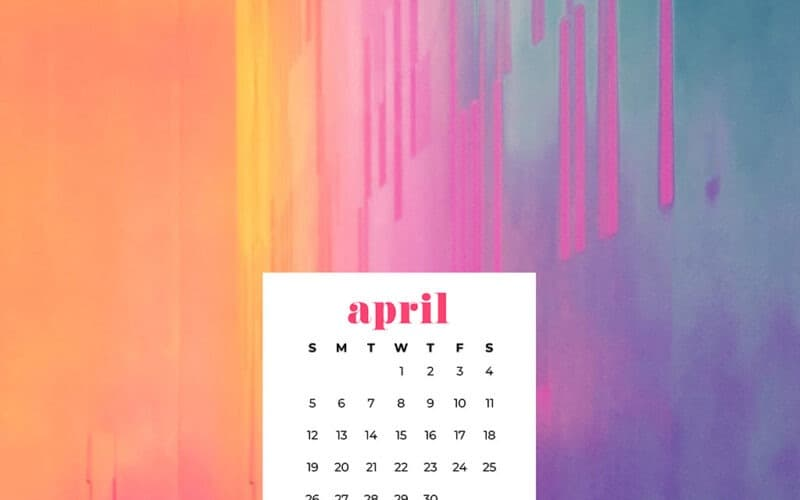 11 FREE APRIL WALLPAPERS