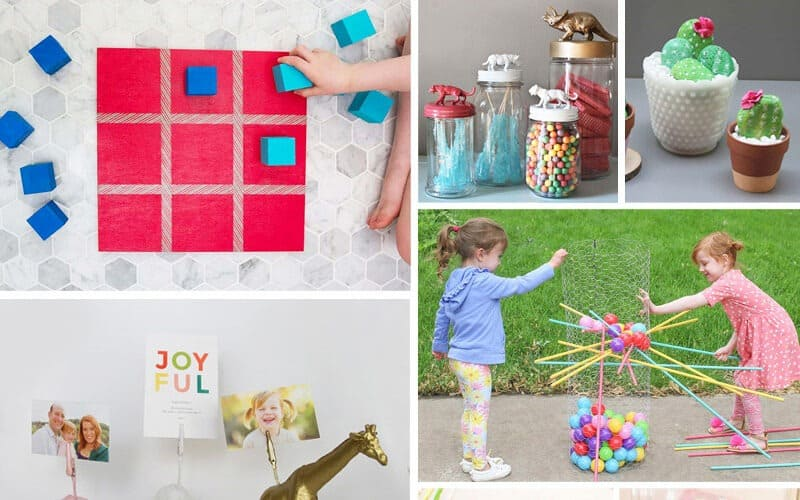 These 11 kids craft projects are sure to entertain your kids over summer break — fun, creative, easy, and affordable ideas to inspire parents!
