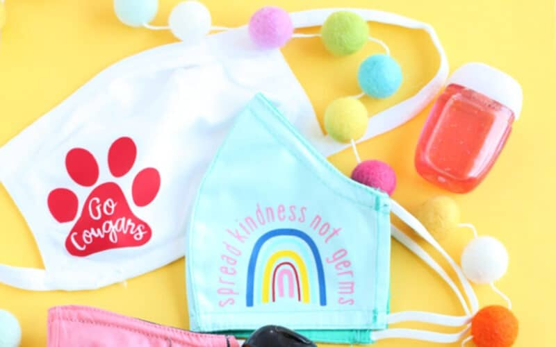 ROUND-UP // 20 UNIQUE IDEAS TO PERSONALIZE YOUR BACK TO SCHOOL GEAR WITH CRICUT