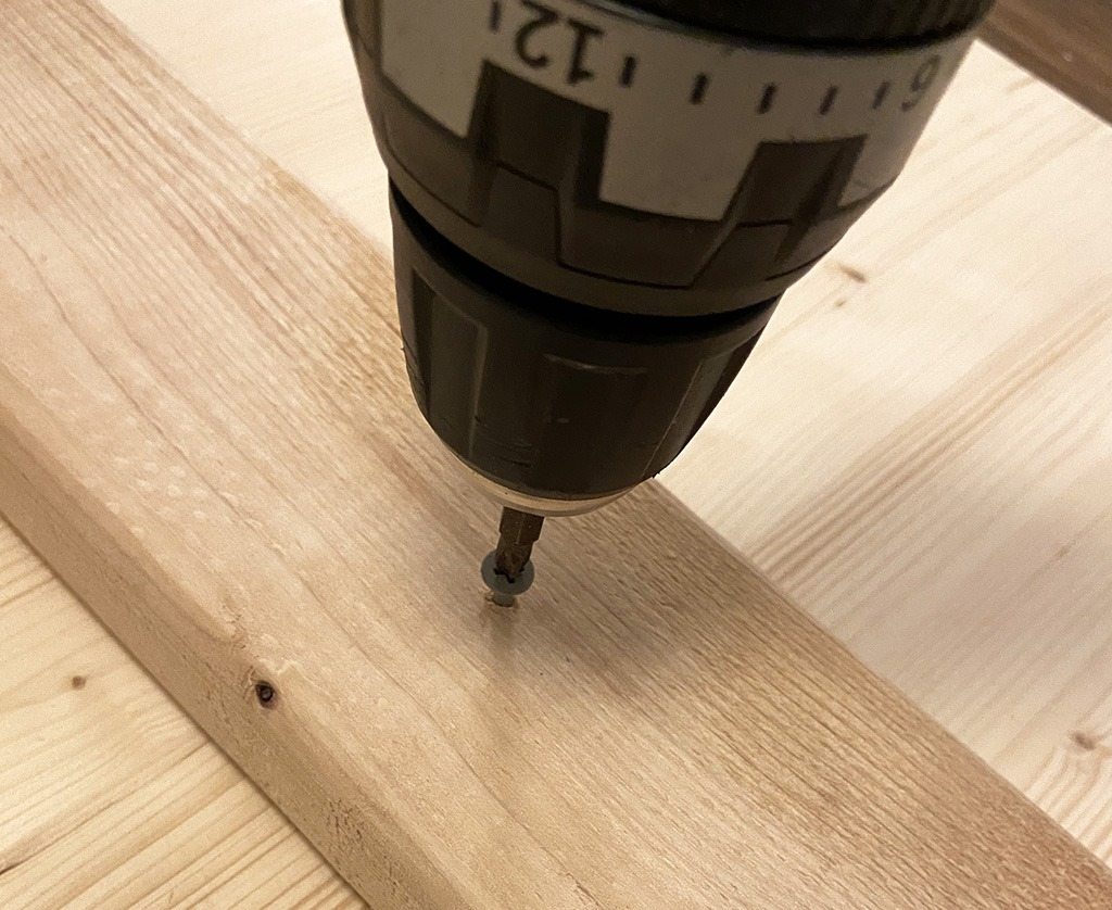 make your own DIY headboard