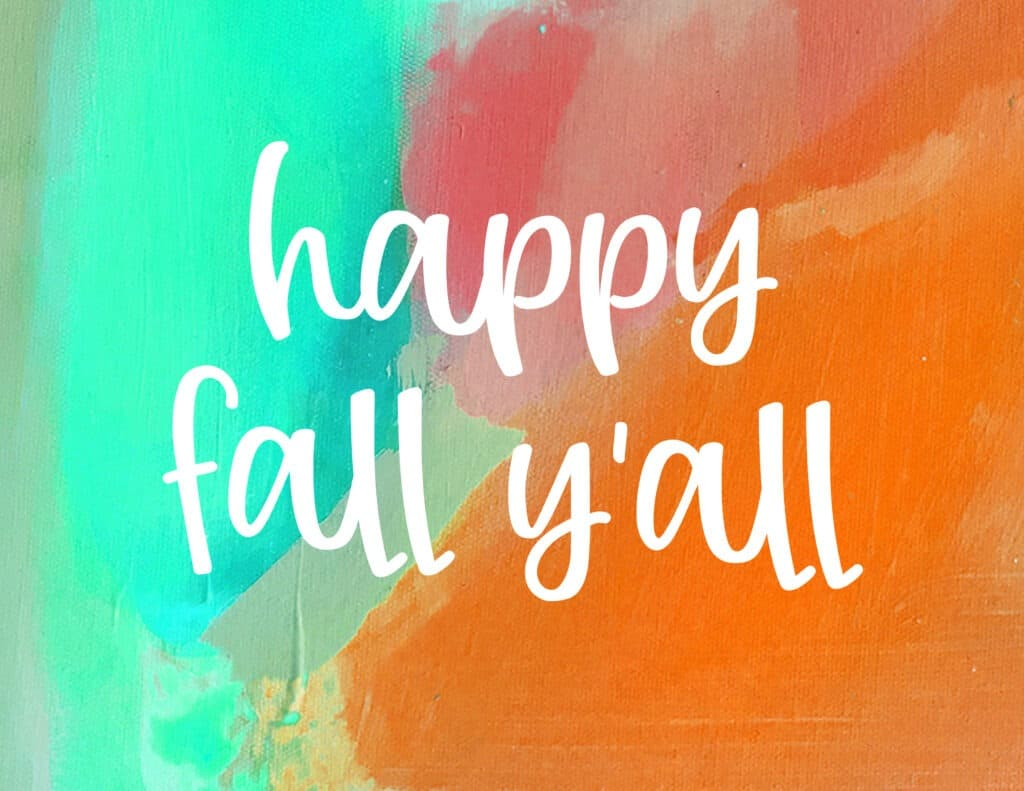 Free fall art printables — 17 designs — colorful and neutral options!