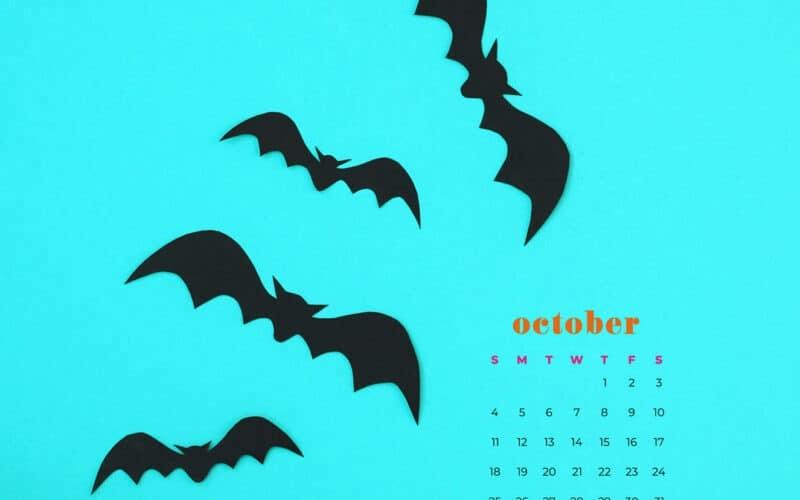 22 FREE OCTOBER 2020 DESKTOP CALENDAR WALLPAPERS — DRESS YOUR TECH!