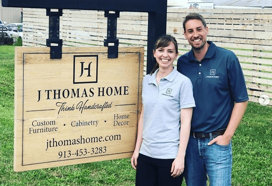 J THOMAS HOME in Olathe, KS