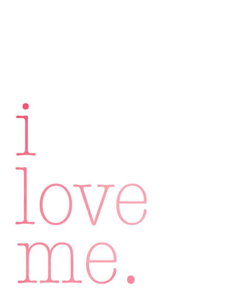 Free Valentine printables – 14 designs to choose from in letter and 5x7 sizes – perfect for wall art or card making!