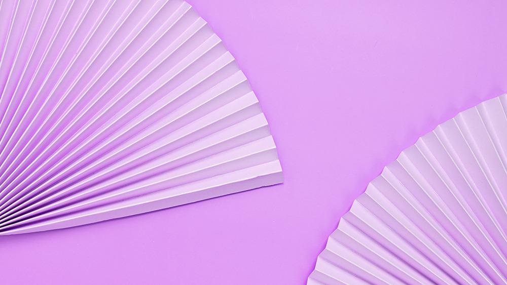 free purple fans desktop wallpaper with no calendar