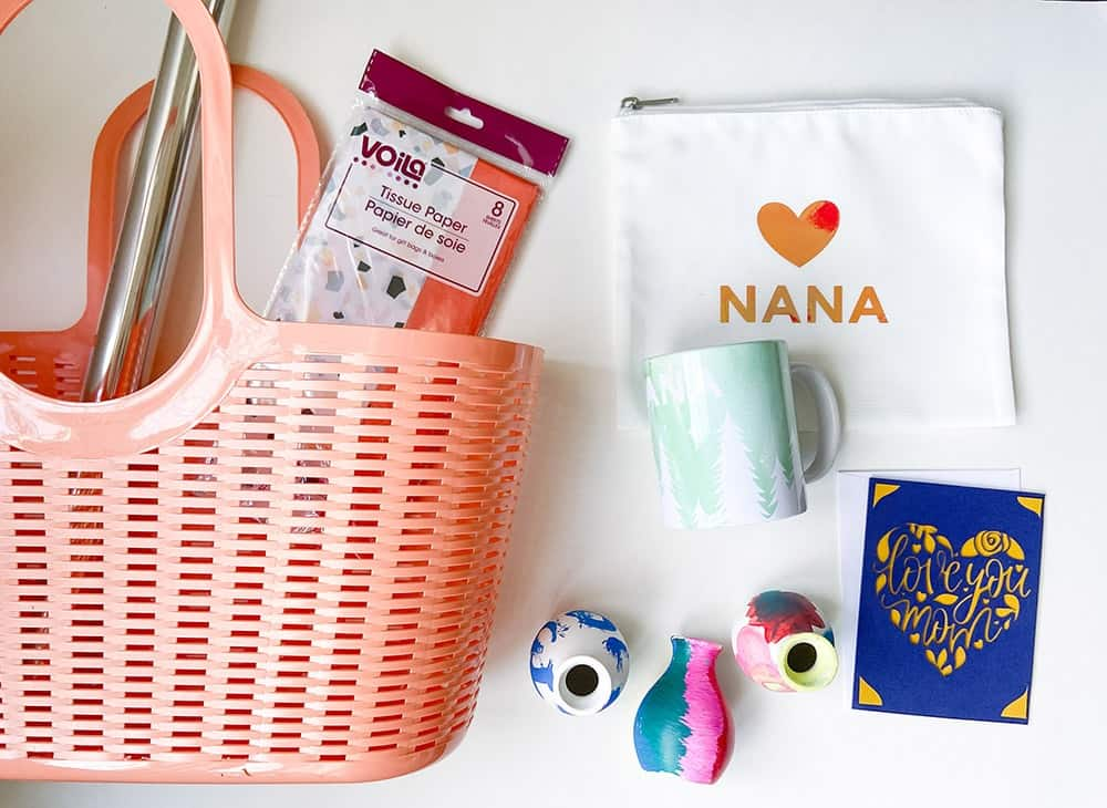 Mother's Day gift basket ideas – Get creative with your Cricut!